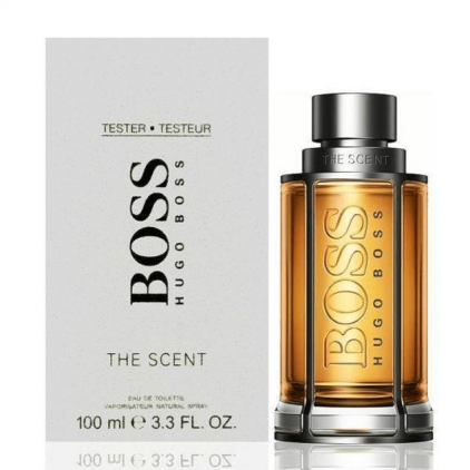 tester boss the scent men 100 ml