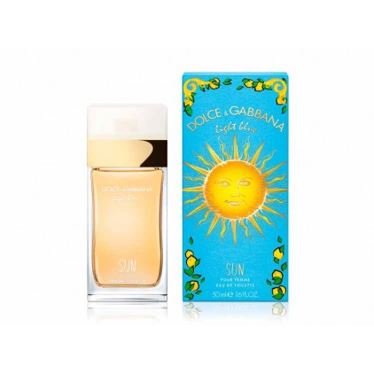 light blue sun (nuevo) edt