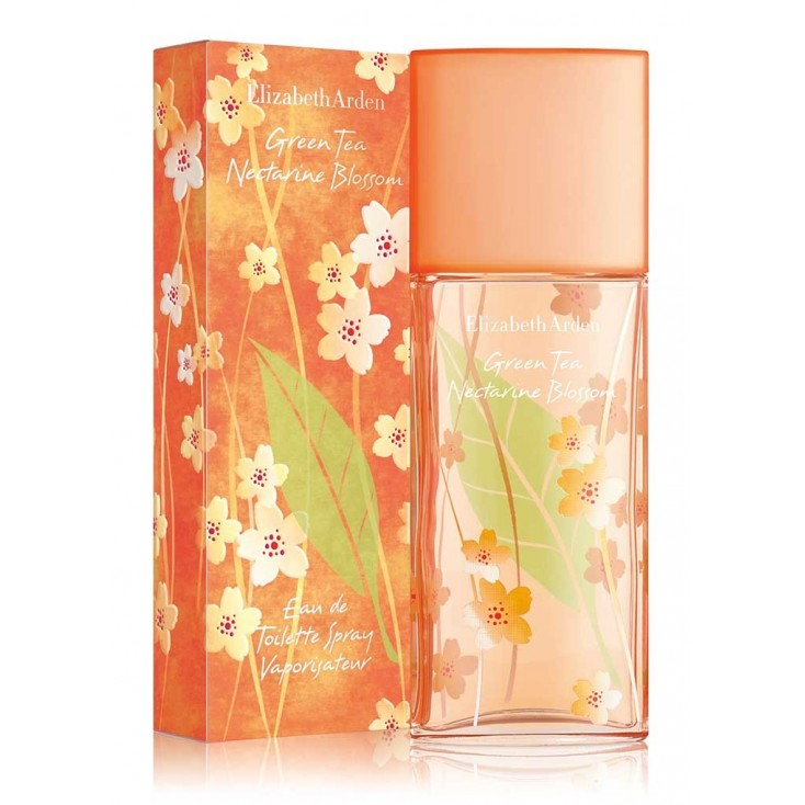 green tea nectarine blossom 100 ml