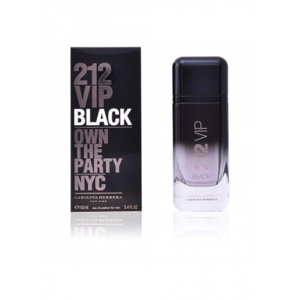 212 VIP BLACK MEN 100 ML EDP