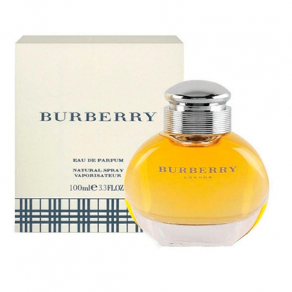 BURBERRY CLASSIC WOMAN 100 ML EDP