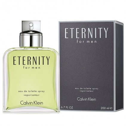 CK ETERNITY MEN 200 ML