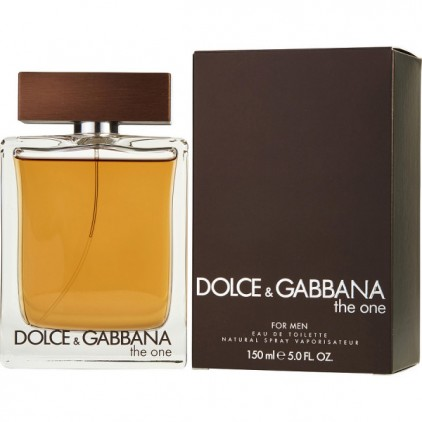 D&G THE ONE 150 ML EDT